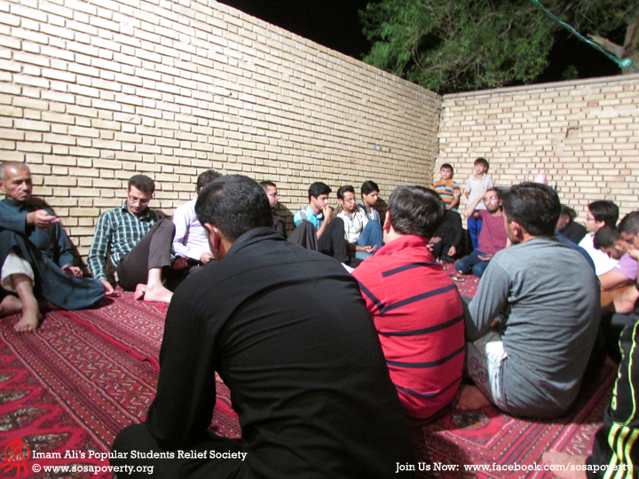 آیین کوچه گردان عاشق ۱۳۹۴ - خرمشهر
