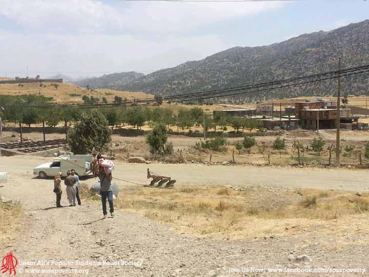 آیین کوچه گردان عاشق 1394 - کردستان