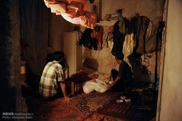 آیین کوچه گردان عاشق 1394- گرگان