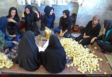 آیین کوچه گردان عاشق مشهد