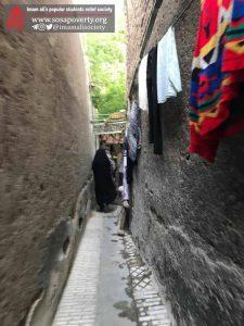 شناسایی محله کوچه نژاد اکبر فرحزاد