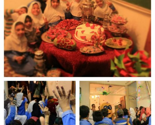 یلدا در کوچههای فقر در یزد