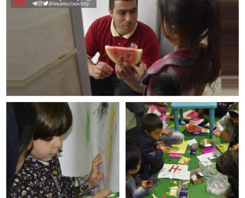 یلدا در کوچههای فقر در سمنان