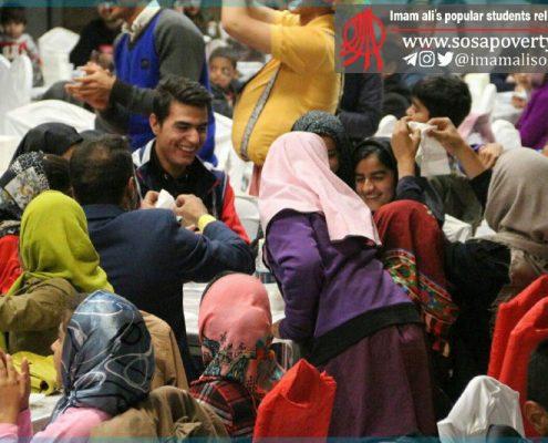 یلدا در کوچههای فقر در کرمان