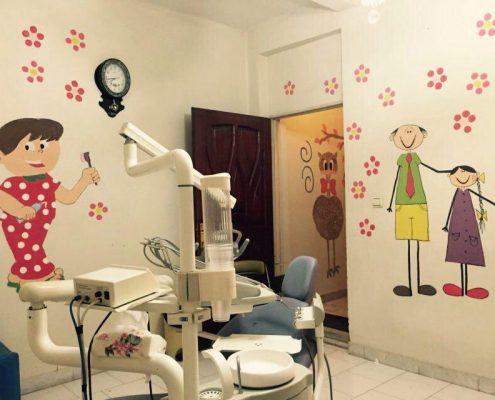 خانه درمان جمعیت امام علی