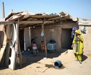 کپرهای پاکستانیها در شهرری