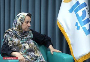 گفتگوی دیدار نیوز با زهرا رحیمی مدیر عامل جمعیت امام علی(ع)