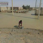 سیل سیستان و بلوچستان در سکوت رسانه