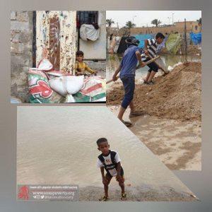 سیل خوزستان بهار ۹۸