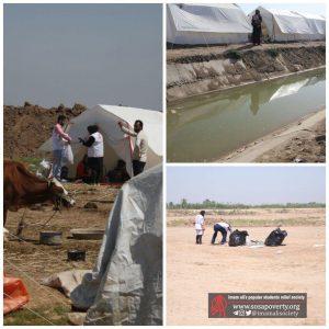 سیل خوزستان بهار۹۸