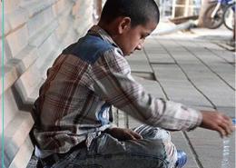 آیا کودکان کار در خیابان باند هستند؟