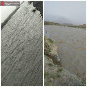 بارشهای سیلآسای جنوب استان سیستان و بلوچستان مرداد ۱۳۹۸
