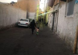 گزارش کار کودکان خیابان صابونیان شوش