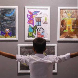 گالری نقاشی شهرری