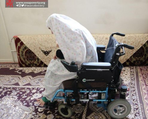معلولان و هزار مشکل ناشی از عدم توجه به حضور آنها در جامعه