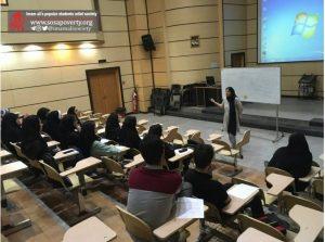 اجرای کارگاه «واشکافی معضل کار اجباری کودکان» توسط جمعیت امام علی در دانشکده پزشکی دانشگاه علوم پزشکی تهران