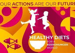 نظام های غذایی سالم