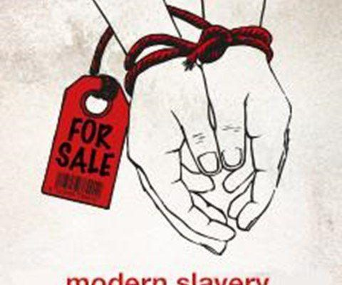 کودکان و زنان قربانیان برده داری