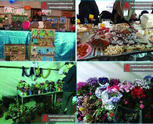 خانه ایرانی پاکدشت در جشنواره بوی عیدی