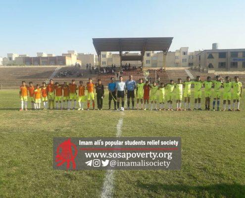 لیگ فوتبال پرشین خانه ایرانی پاکدشت