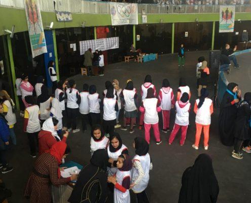 مسابقات دو میدانی باشگاه پرشین