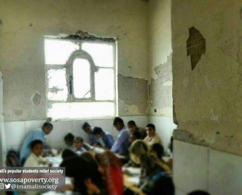 نگاهی بر آموزش در روستاهای استان سیستان و بلوچستان