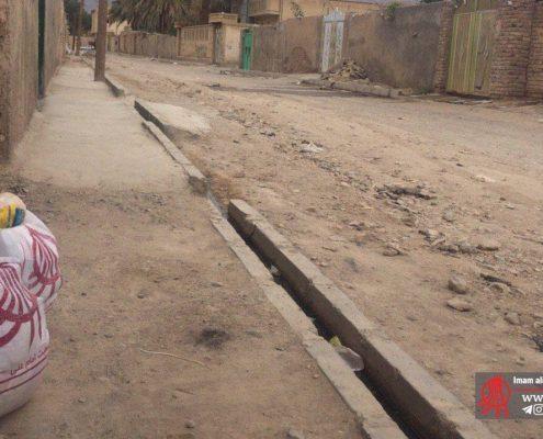 توزیع کیسه های کوچه گردان عاشق در سیستان و بلوچستان