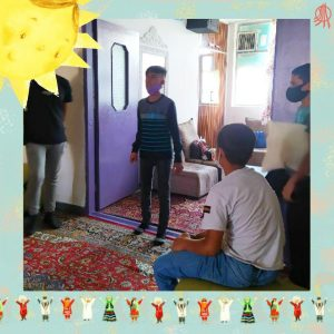 جشنواره هنری همه فرزندان خورشید