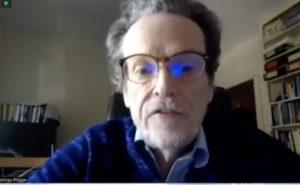 نشست روز جهانی صلح - سخنرانی جناب آقای دکتر توماس پاگ، Thomas Pogge، استاد فلسفه اخلاق دانشگاه Yale