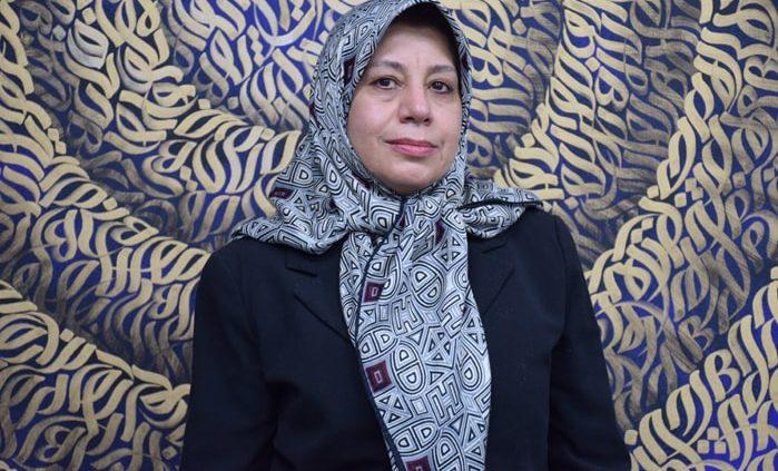 گفتگوی فیروزه صابر با دیدار نیوز: فیروزه صابر: فشار وزارت کشور برای تغییر ساختار جمعیت امام علی (ع) قانونی نیست