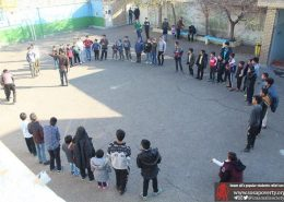 آرزو نامه ای برای جمعیت امام علی